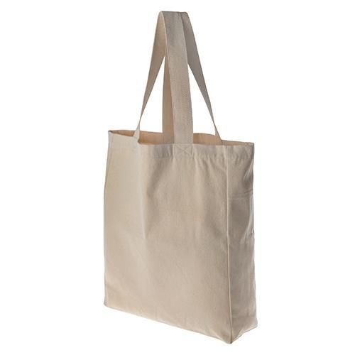 Canvas Tote Bag - Natural