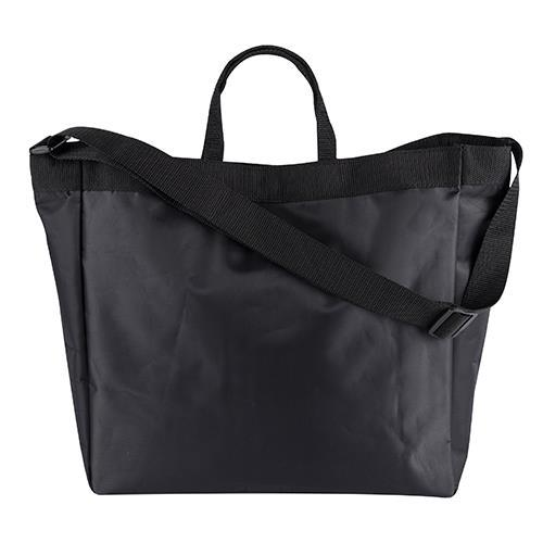 Shoulder Shopper Black